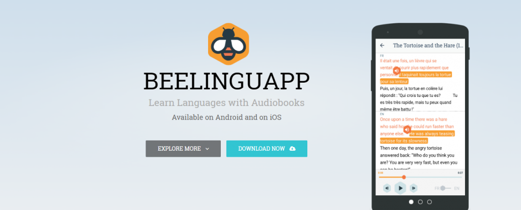 Belinguapp: apps para aprender idiomas