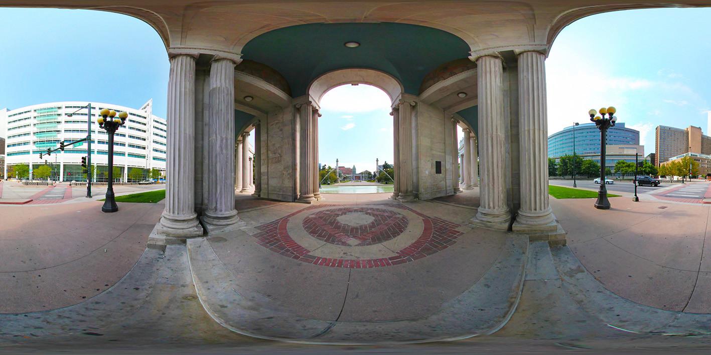 La realidad virtual y nos permite viajar a otras ciudades, como con Virtual Helsinky
