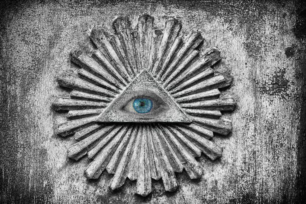 Los masones protagonizan muchas teorías conspirativas