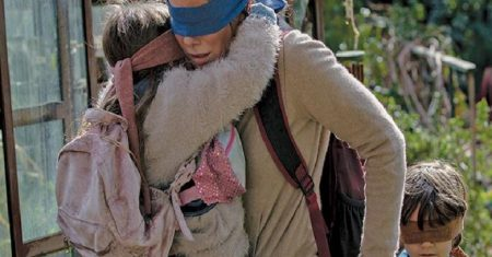 Bird box. retos virales