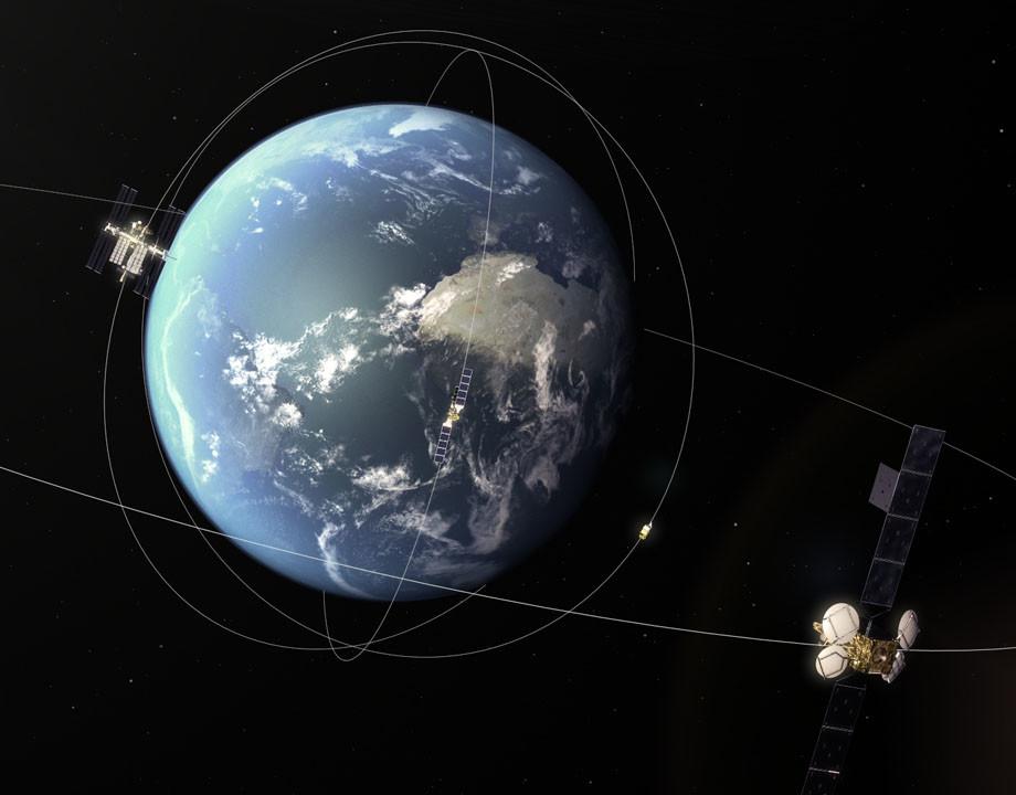 satélites ESA