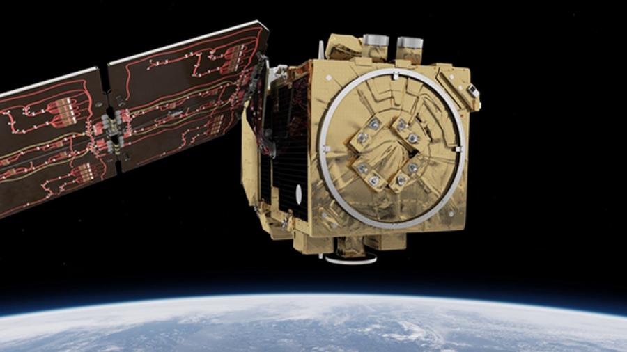 satélite Sentinel
