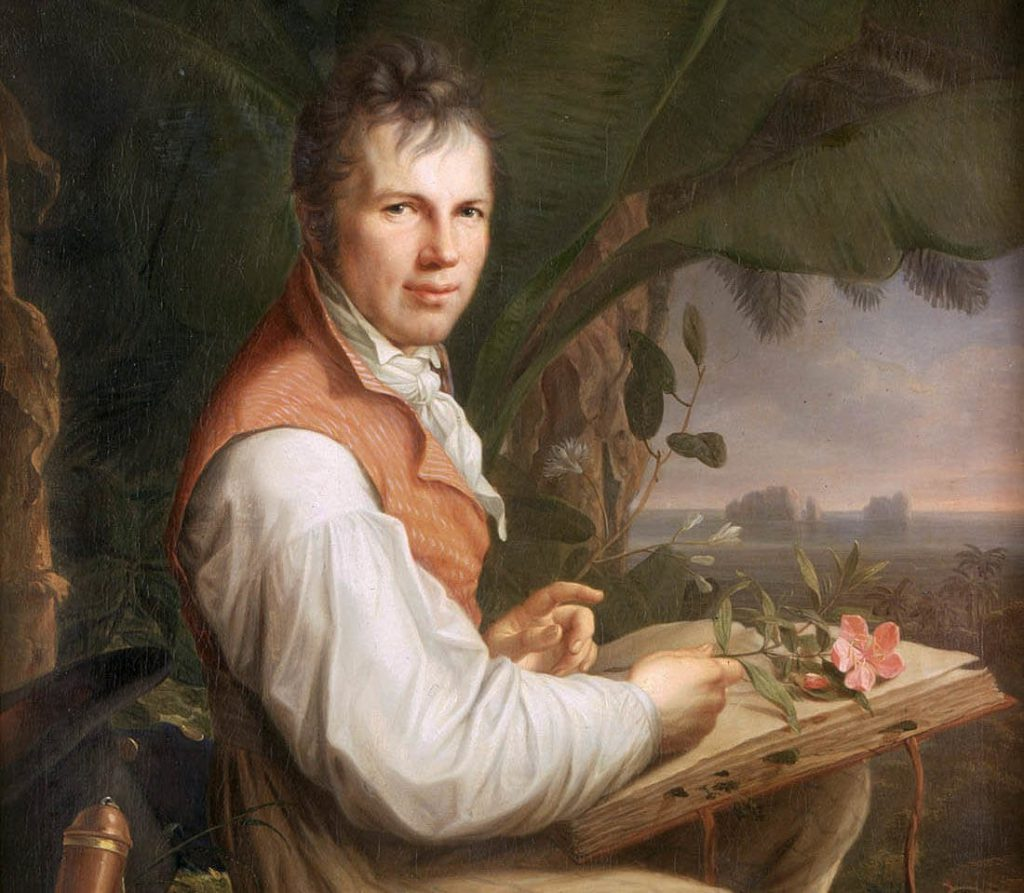 Humboldt quien era