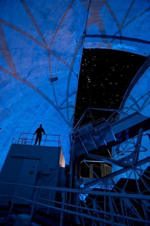 Ha sido descubierto el fósil del Big Bang más antiguo