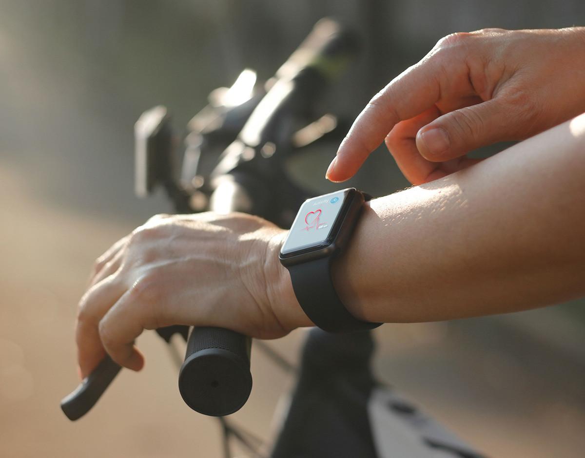 medidor de pulsaciones para entrenar