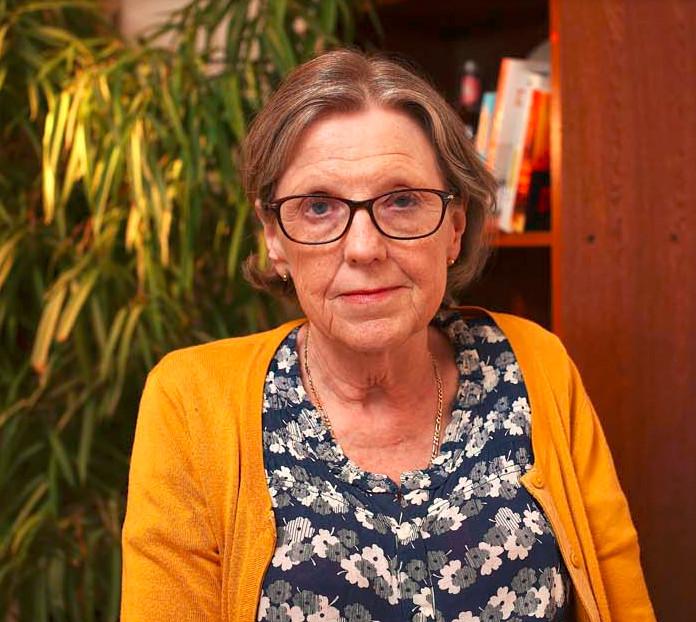La británica Georgina Mace, ecólogoga y defensora de la naturaleza