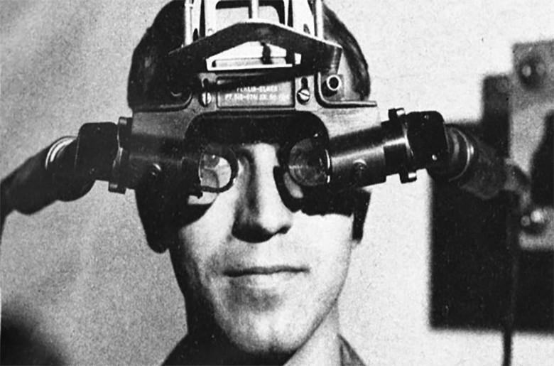 realiidad virtual. Espada de Damocles