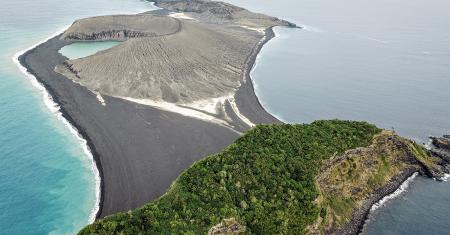 isla más joven del planeta