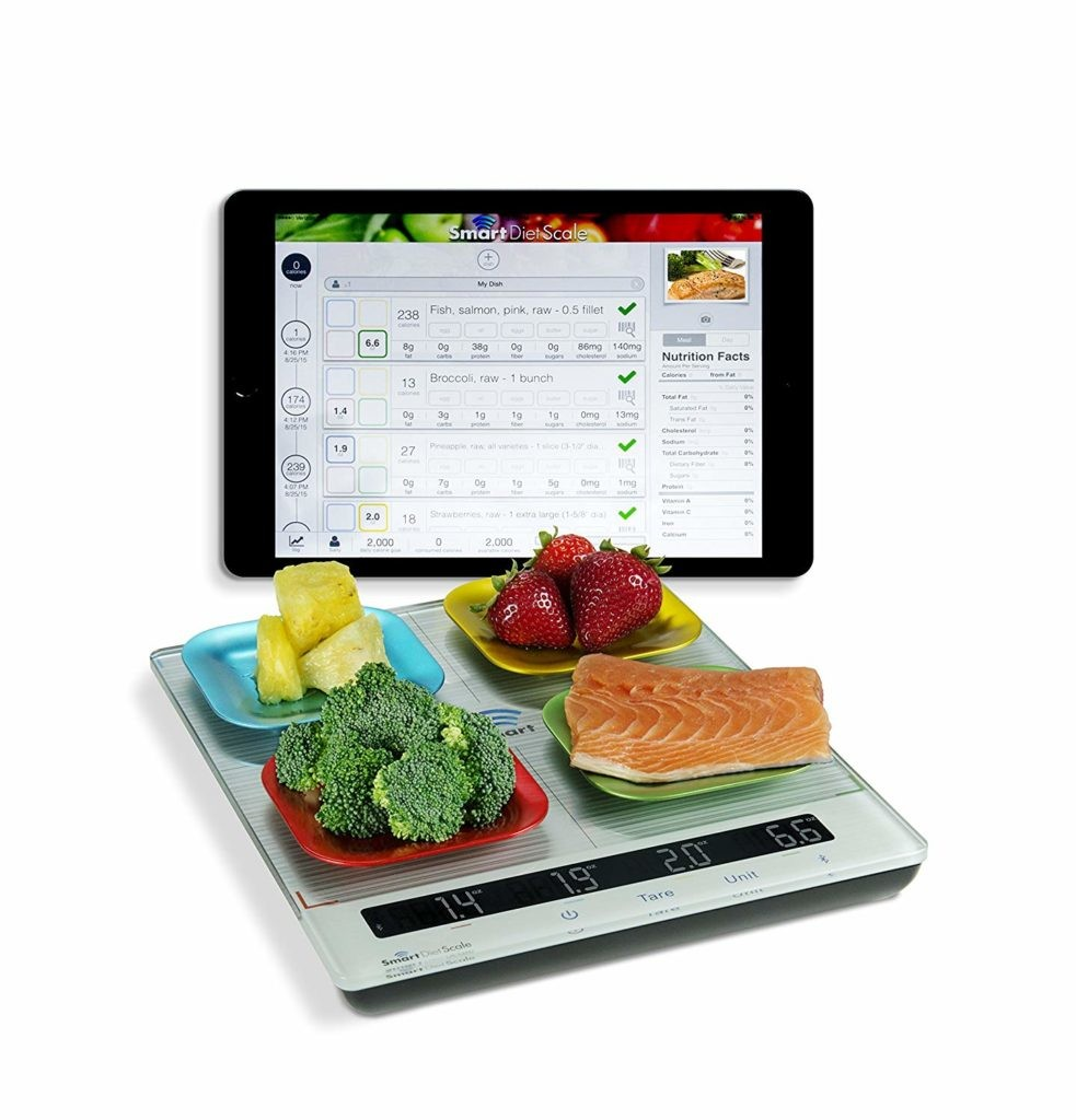 Báscula de cocina Smart Diet Scale