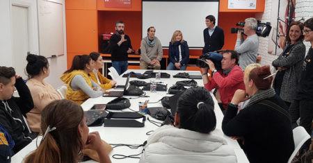 Fundación Orange. Educación digital