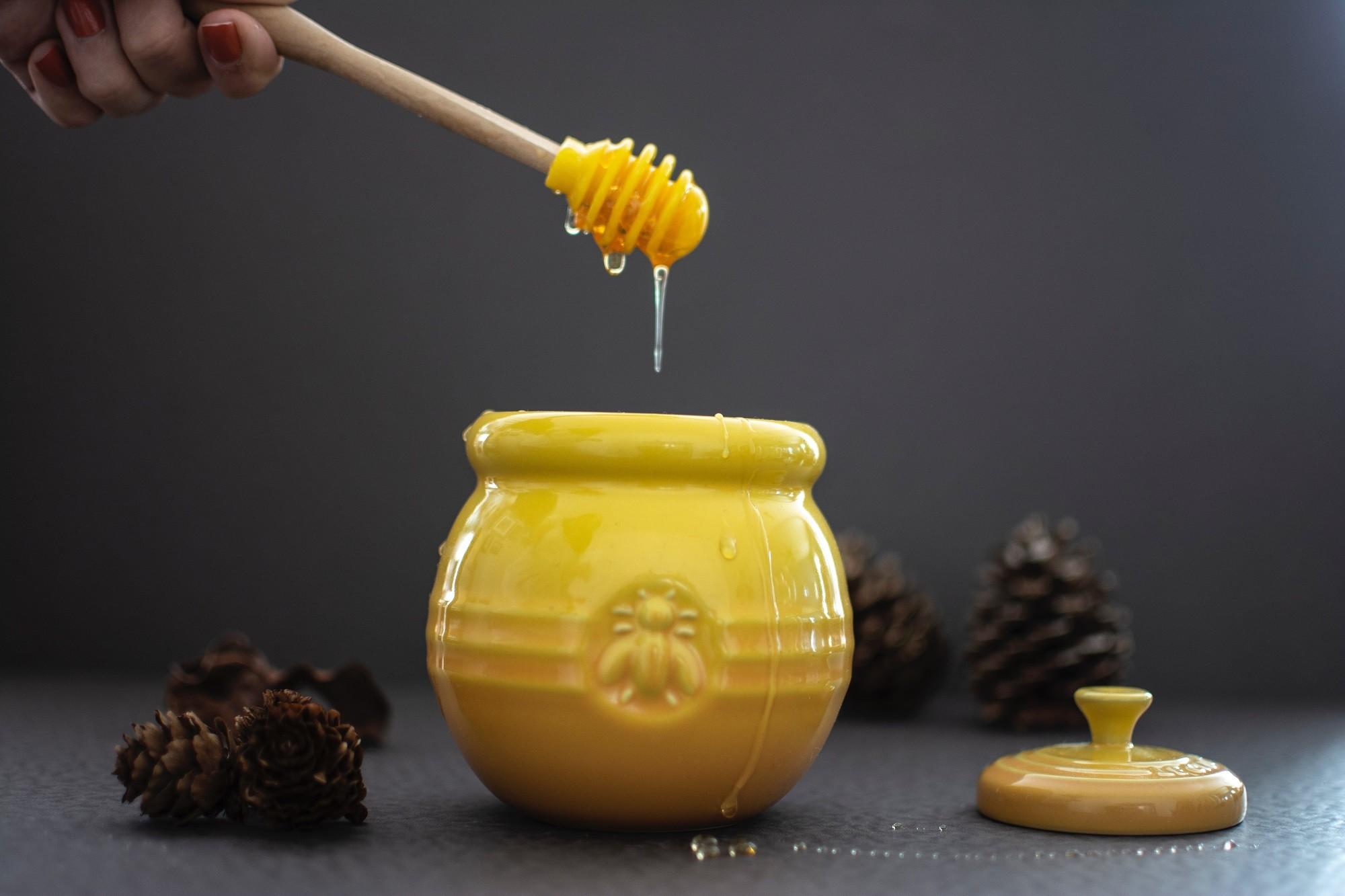La miel está en el Grupo 2 del sistema Nova