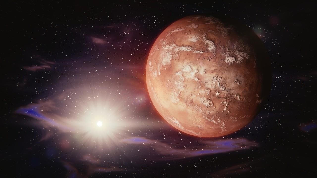 Marte, el territorio del Opportunity
