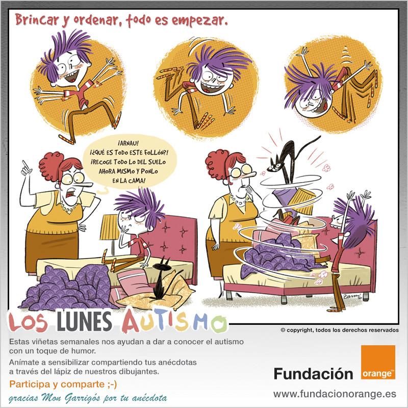 Los lunes autismo