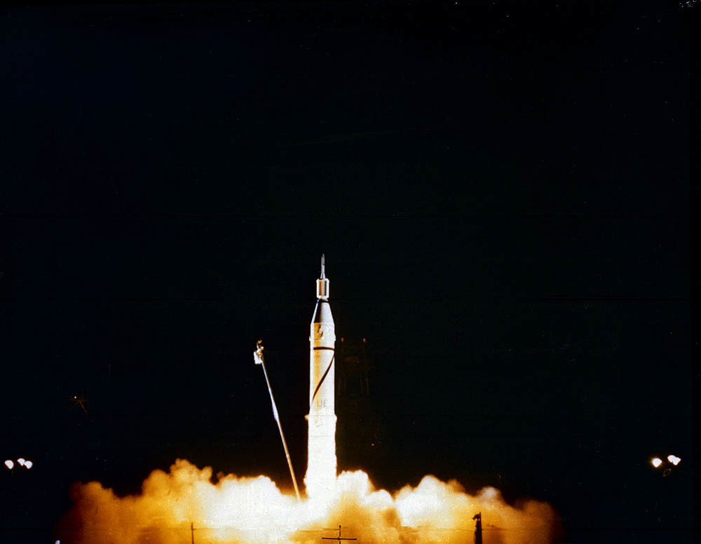 El equipo liderado por Mary Sherman Morgan creó el hydyne, el propulsor que puso en órbita el Explorer I en 1958.