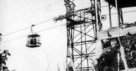 cable aéreo de Manizalez