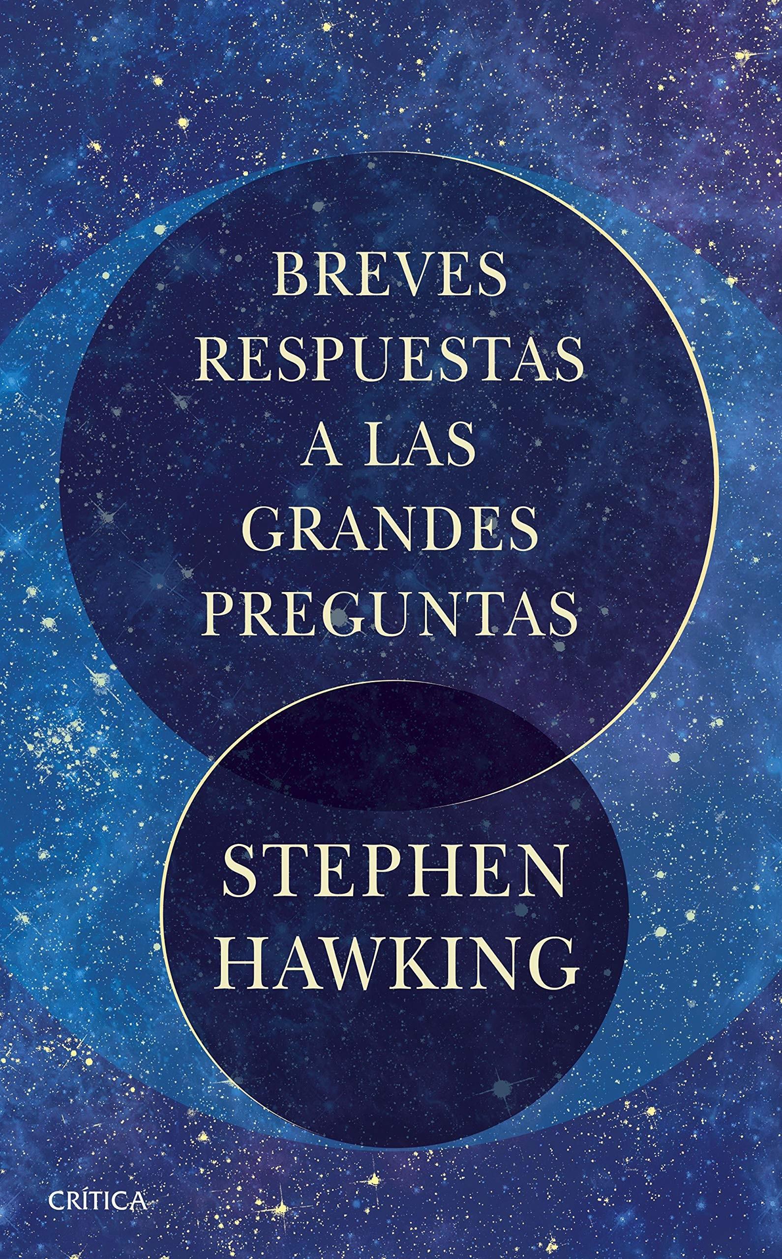 la última obra de Hawking en el día internacional del libro