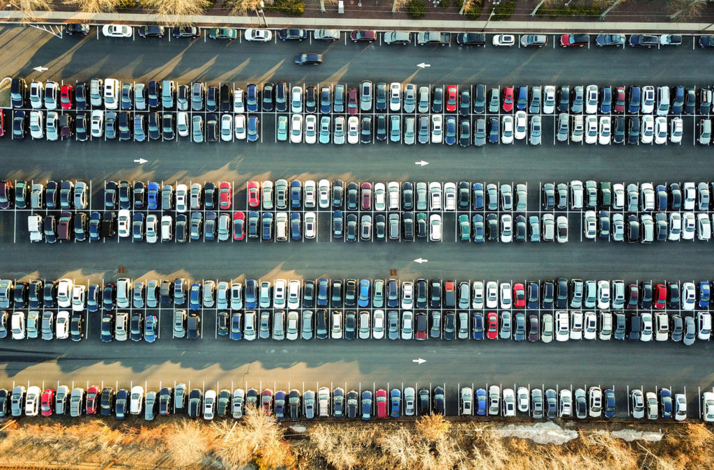 Los parking robóticos son la última innovación en movilidad