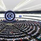 parlamento europeo comusion creative commons