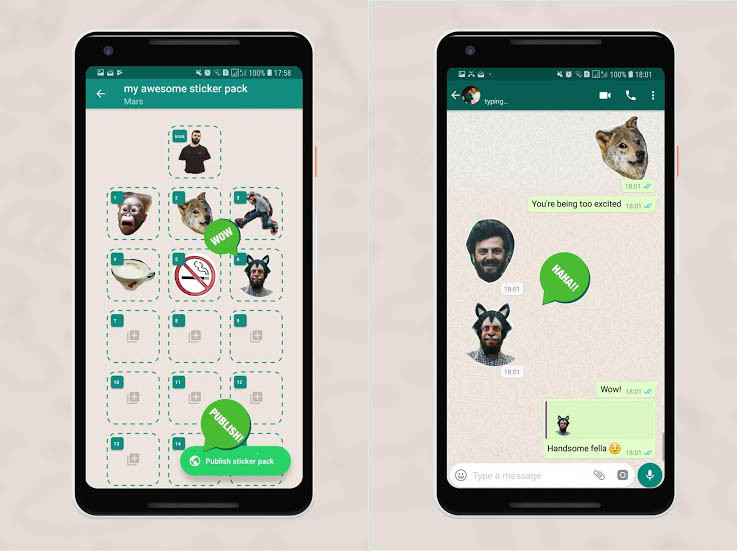 apps para crear stickers de whatsapp