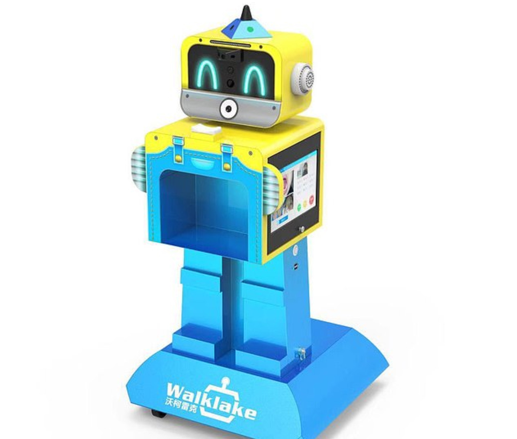 robot en China