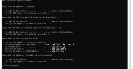 Cómo abrir el símbolo de sistema o cmd
