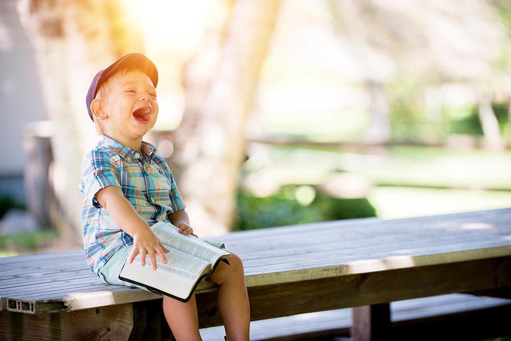 ¿Por qué nos reímos? Lo hacemos, muchas veces, cuando nuestro cerebro capta una incongruencia.