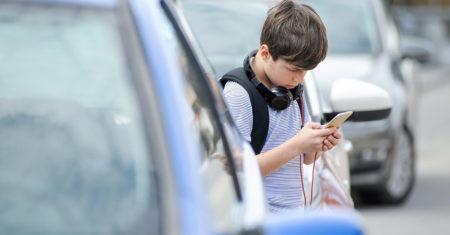 redes sociales y jóvenes