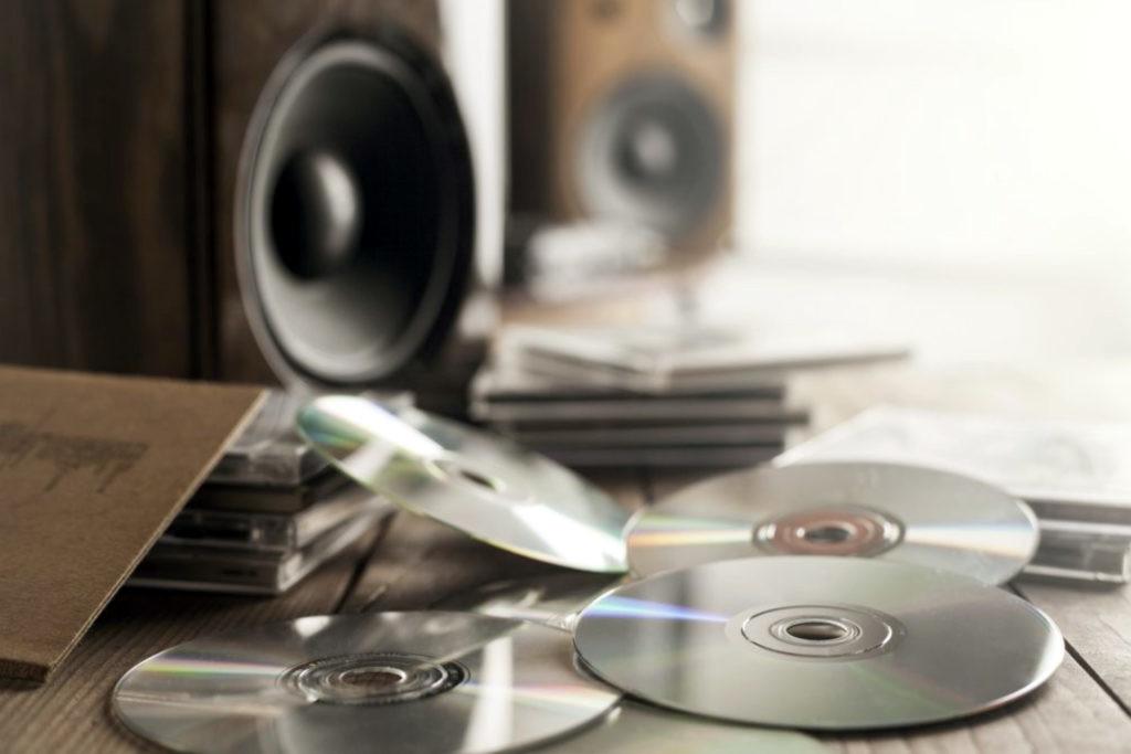 Cómo grabar CD