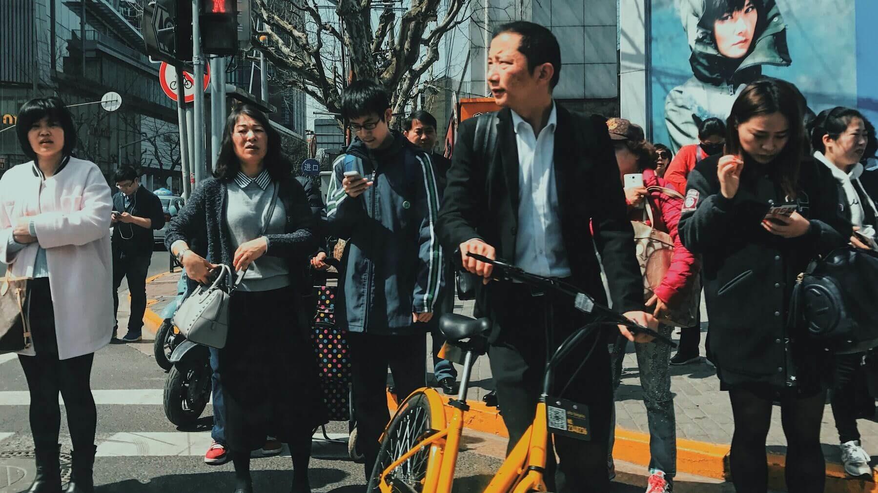 El aumento de la clase media facilita el crecimiento de China como gigante tecnológico.