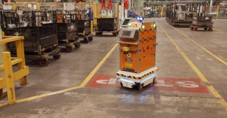 Así funciona el robot de conducción autónoma de Ford