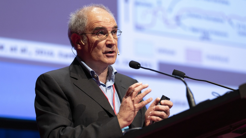 Alejandro Cearreta, geólogo