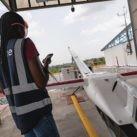 Ghana cuenta con una red de drones para transportar medicinas a zonas remotas.