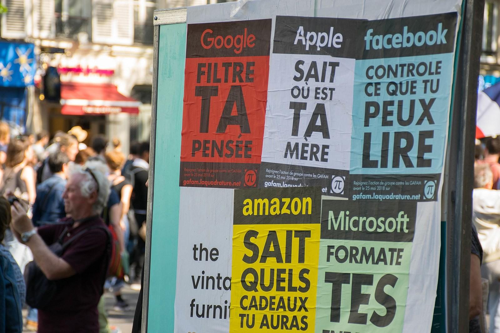 alternativas éticas a los gigantes tecnológicos