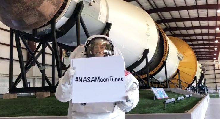 La luna - NASA