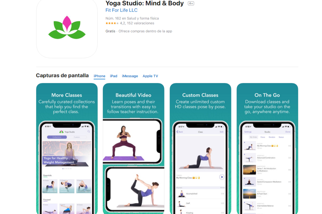YOGA STUDIO: MIND & BODY- Día Internacional del Yoga