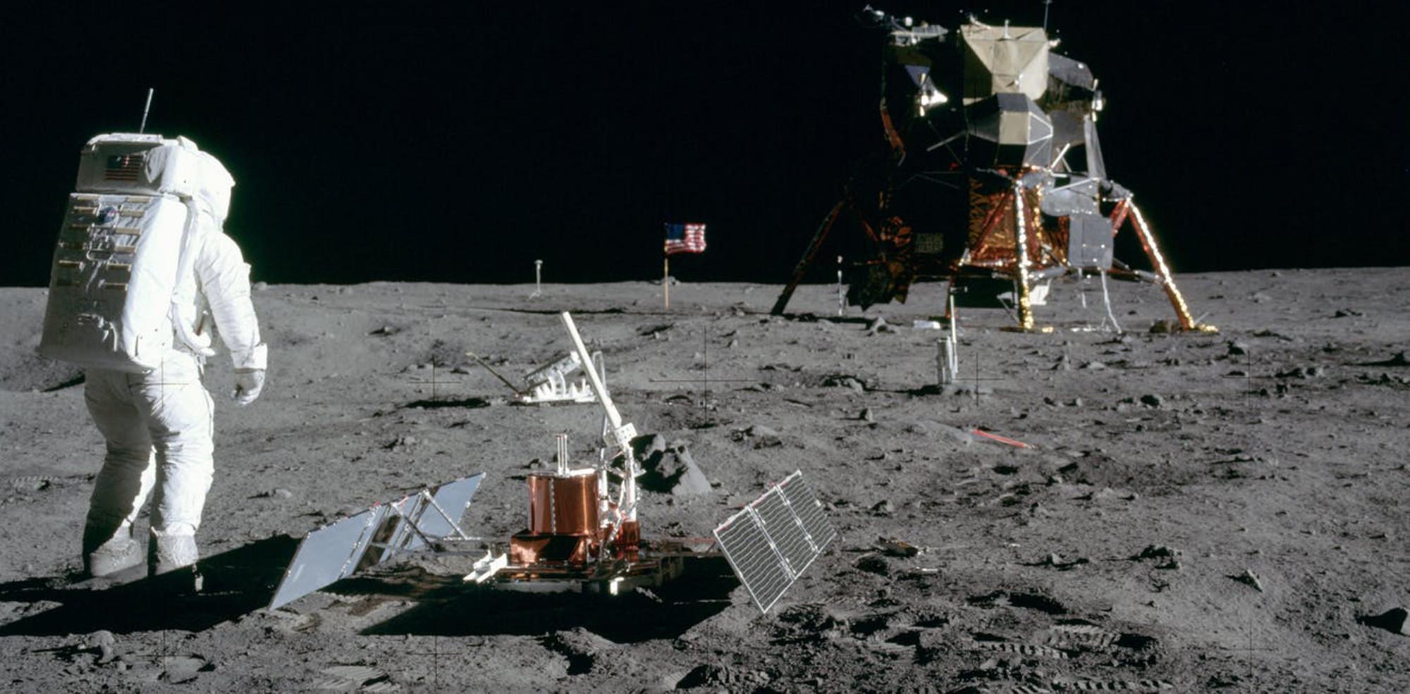 carrera espacial. alunizaje