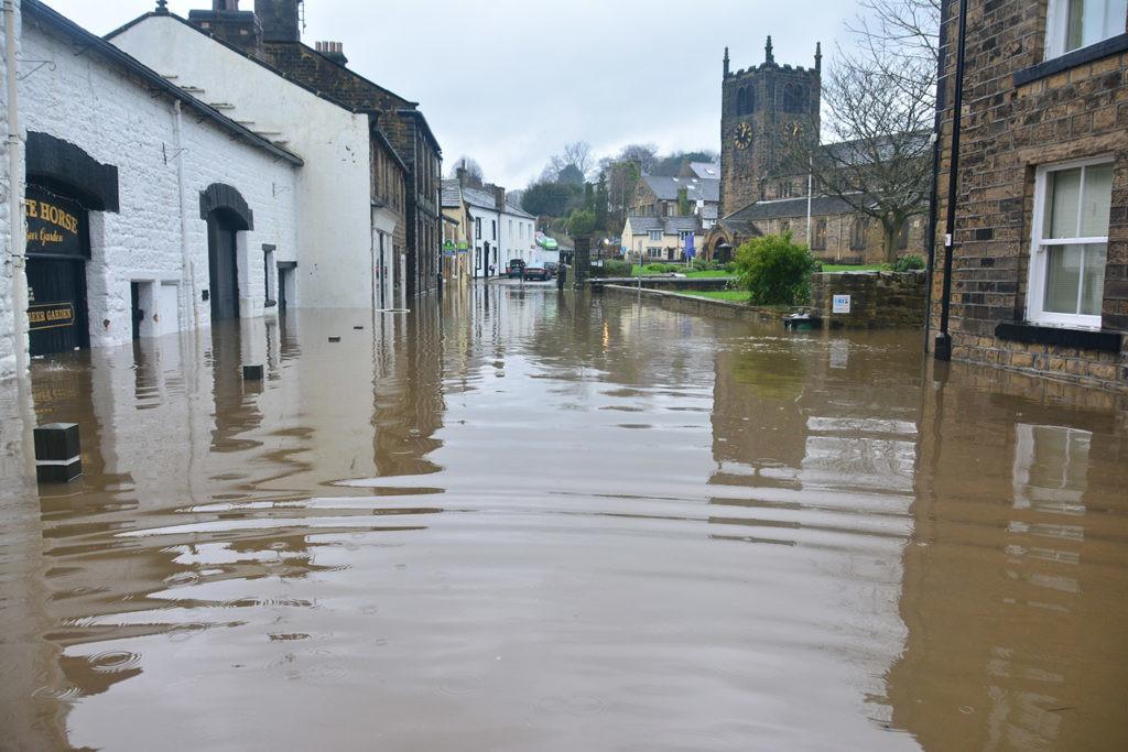 inundaciones en Reino Unido