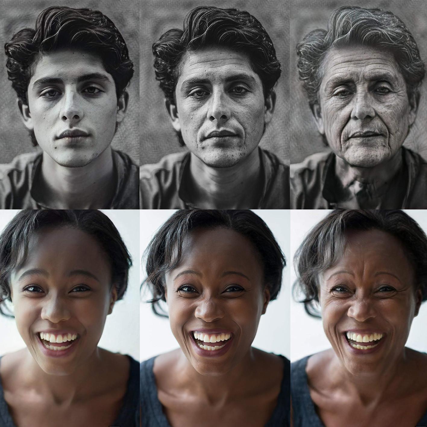 faceapp transformaciones no importa la etnia