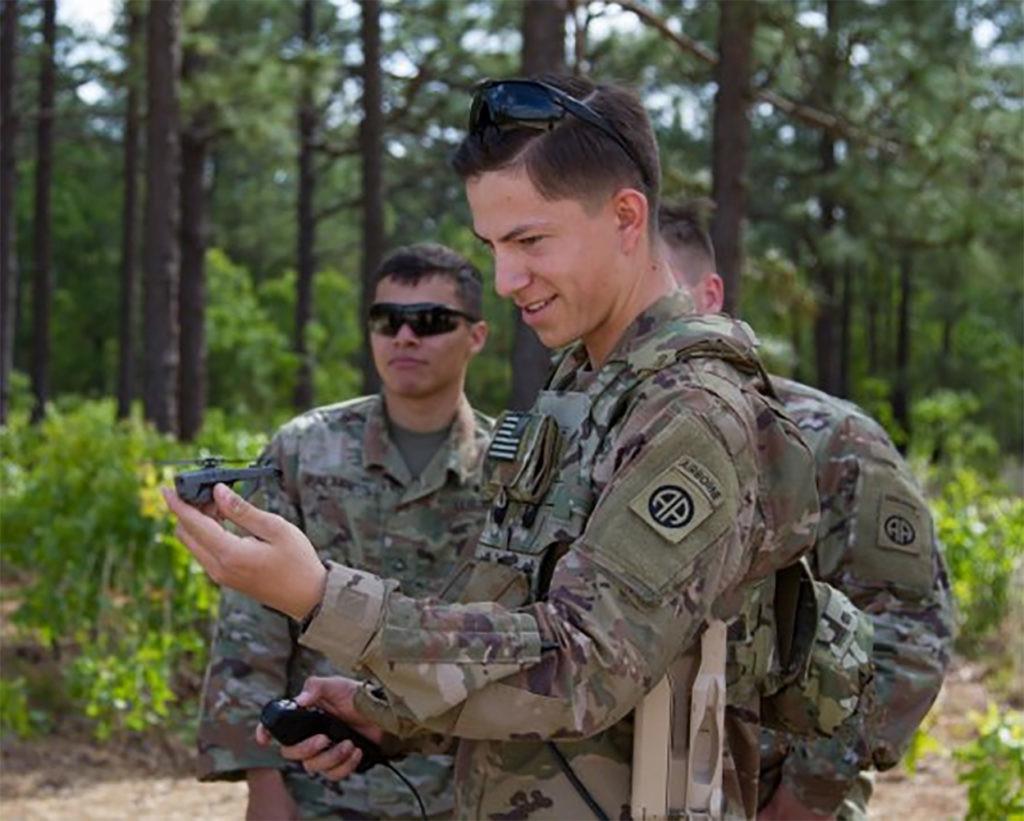 Troipas estadounidenses en Afganistán