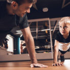 salud de los hijos.Deporte