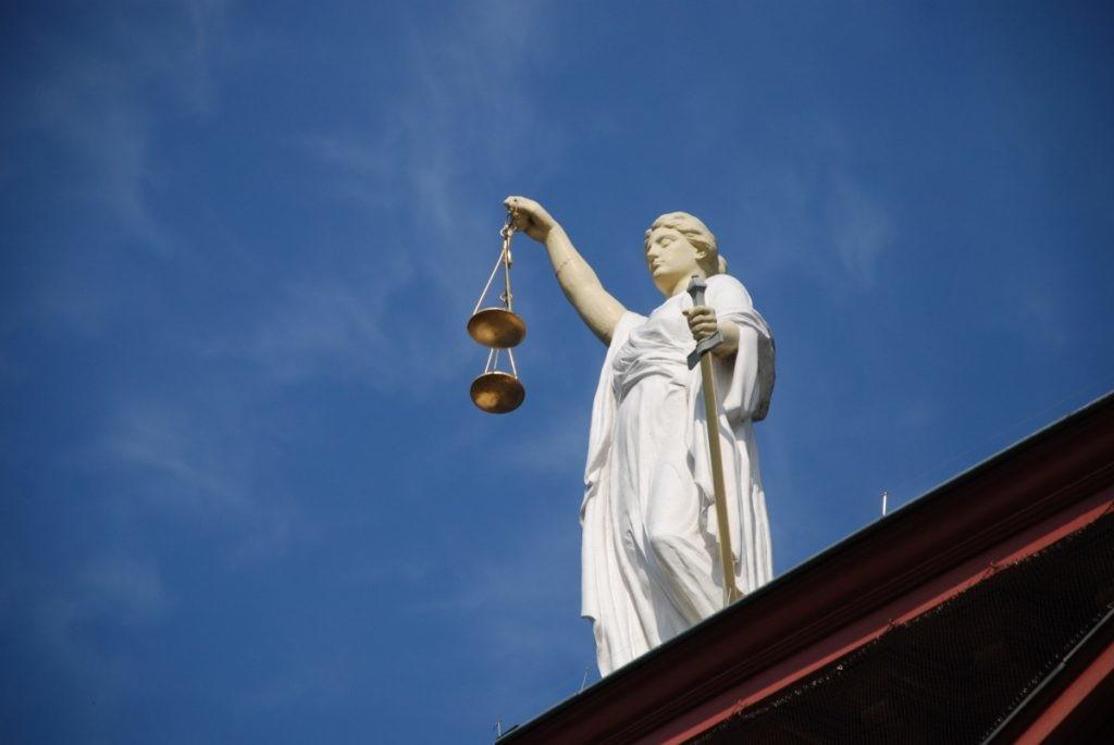 inteligencia artificial en la justicia
