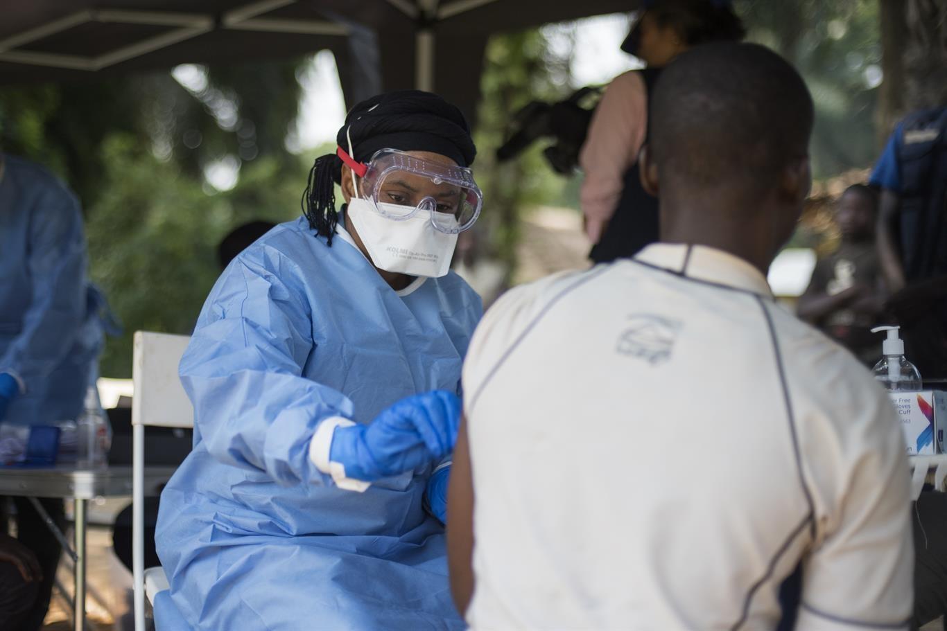 Prevención Ébola