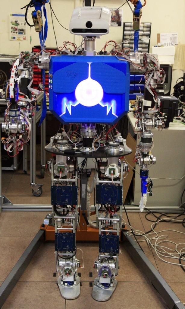 robot TEO