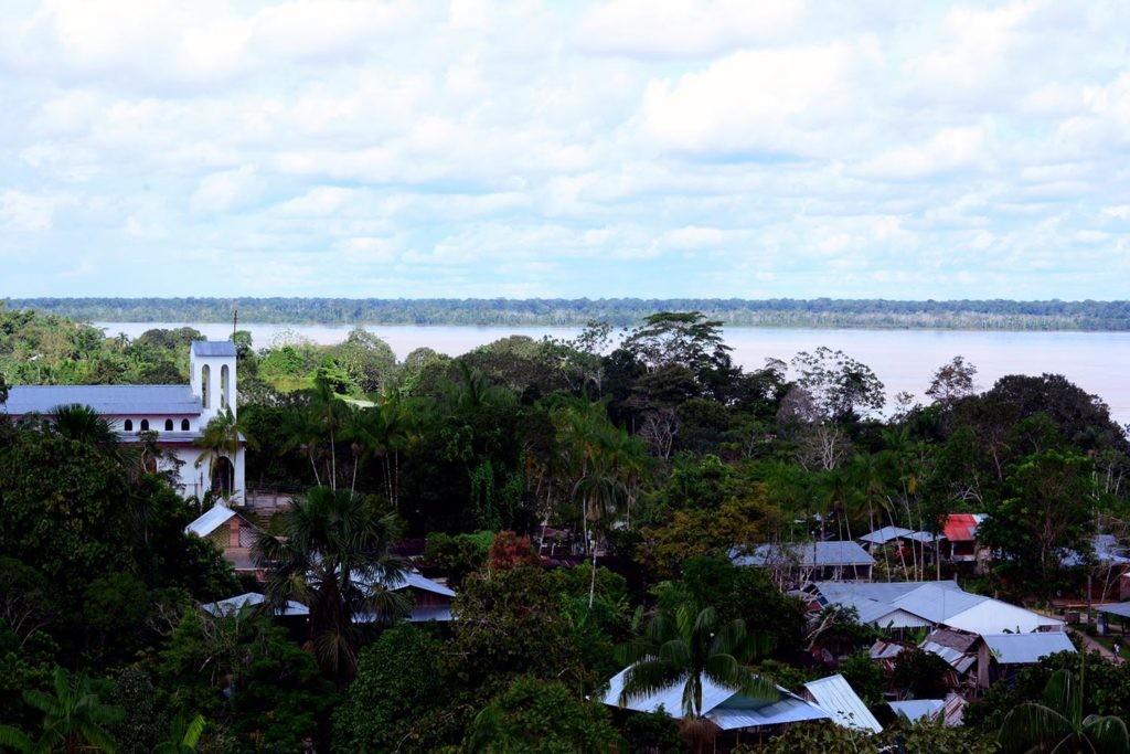 puerto nariño y el amazonas
