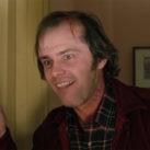 Jim Carrey en El resplandor