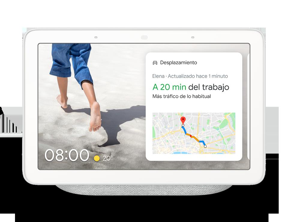 gadget google nest hub