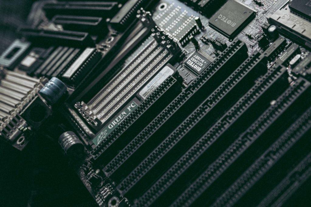 placa base slots