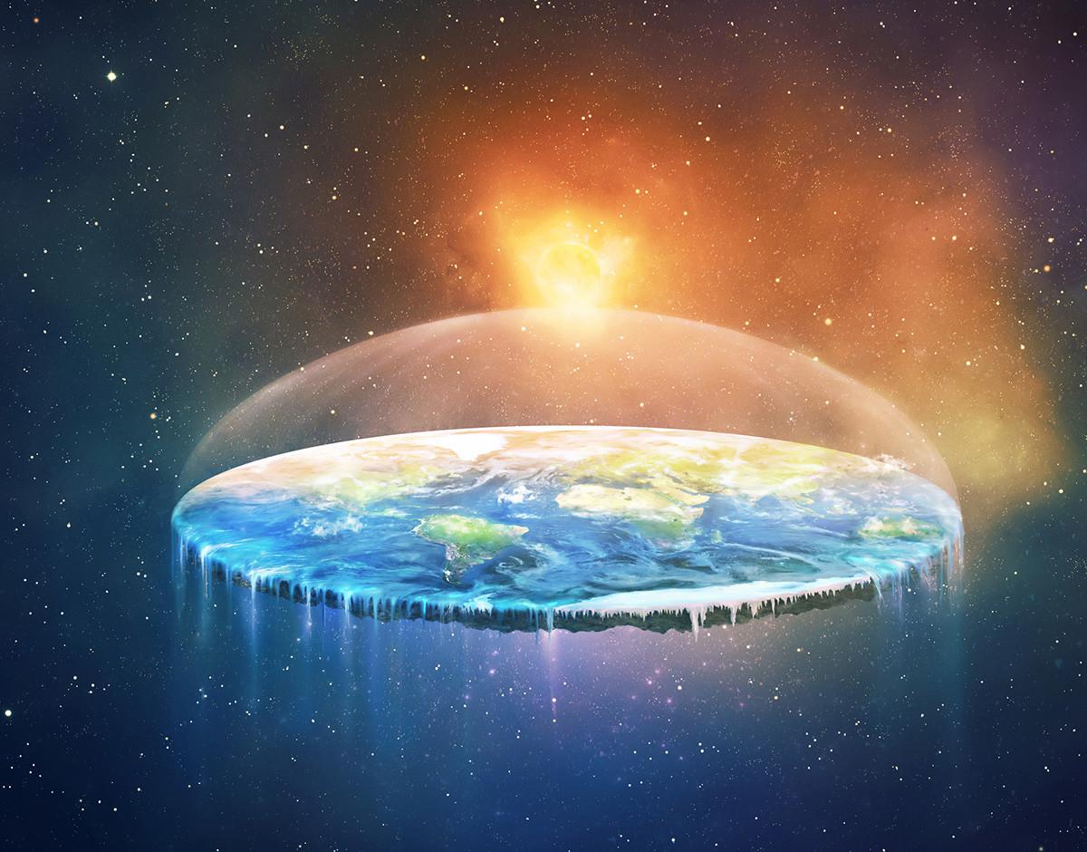 area 51 terraplanismo