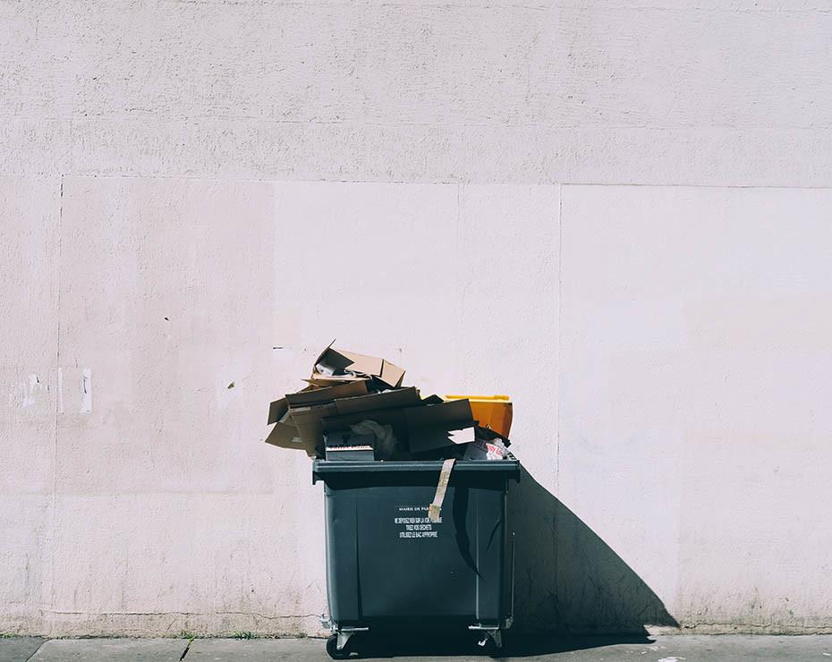 TeckTrash es una startup española que busca sacar partido a los datos de la basura.