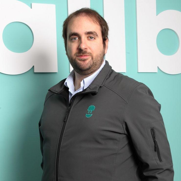 Enric Asunción, CEO de Wallbox